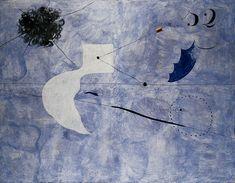 La Sieste, Joan Miro