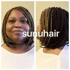 Sunu Hair Braiding
