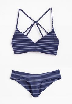Deb the Desperado Top + Yaya the Yuppy Bikini Pant in UNCLE SAM   boysandarrows Μαγιό 600d727d09f