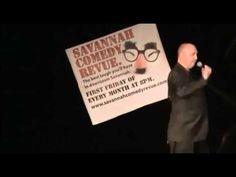 Brian T Shirley short promo. Shot at The Savannah Comedy Revue!!