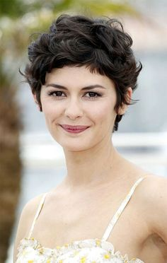The best collection of Short Curly Pixie Haircuts latest and best short curly pixie hairstyles, short curly hairstyles 2018 Short Curly Pixie, Curly Pixie Hairstyles, Thick Curly Hair, Haircuts For Curly Hair, Curly Hair Cuts, Short Hairstyles For Women, Curly Hair Styles, Cool Hairstyles, Short Haircuts