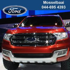 The Ford Everest has a rugged front grille and fog lamp housing with sleek modern finishes giving you a superior driving feel. #auto #lifestyle #forcars
