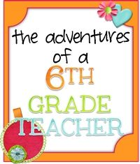 6th grade language arts blog