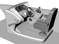Series of pontoon console sketches Yacht Design, Boat Design, Boat Console, Center Console Fishing Boats, Consoles, Folding Boat, Boat Projects, Mens Toys, Boat Interior