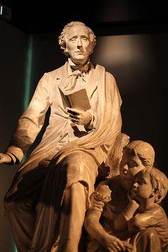 Hans Christian Andersen Museum.  Odense, Denmark