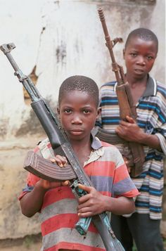 Ending the Use of Child Soldiers - Making Change Now745 x 1128 | 514.5 KB | www.makingchangenow.com