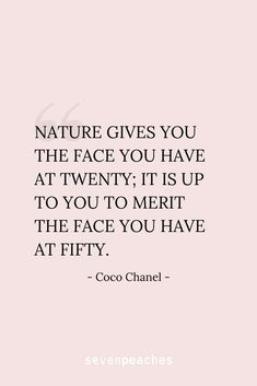 Coco Chanel was not only a fashion icon but also a role model for the independence and empowerment of women. This Is Us Quotes, Quotes To Live By, Life Quotes, Inspiring Quotes About Life, Inspirational Quotes, Motivational, Funniest Quotes Ever, Coco Chanel Quotes, Proverbs Quotes