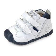 Bambini Casual Sport Scarpe Bambino Ragazzi Ragazze Soft Sneakers Bambini Pizzo-up Scarpe Running in Pelle