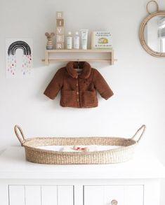 Baby Room Neutral, Nursery Neutral, Nursery Room, Girl Nursery, Baby Kids, Baby Boy, Happy Baby, Baby Hacks, Decoration