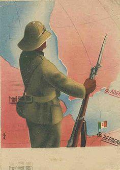 "Italian WW2 ""Ambitions to conquer Yemen"""