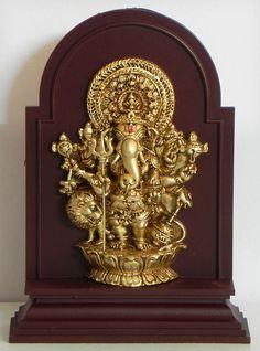 Shri Ganesh! Lord Ganesha Ganesha Painting, Tanjore Painting, Ganesha Art, Shri Ganesh Images, Ganesha Pictures, Ganesh Lord, Lord Shiva, Sri Ganesh, Shiva Hindu