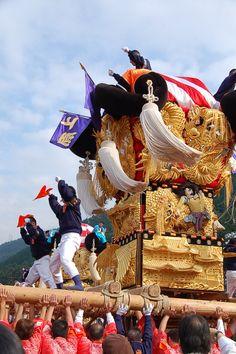 愛媛県新居浜市 太鼓台祭り