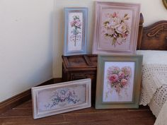 Picture frames beautifully made using cherry wood.      https://www.etsy.com/shop/LynnJowers