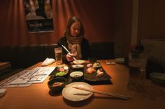 KRISTINE TRAVELS: Where we ate in Tokyo (and why you should go there...