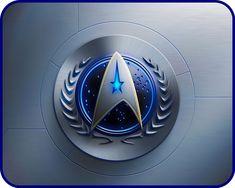 Эмблема Звёздного Флота ОФП» [ «Starfleet emblem of the UFP ...