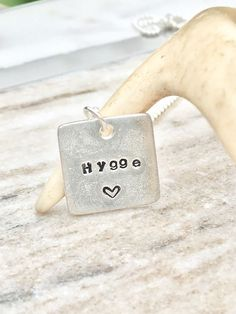 Excited to share the latest addition to my #etsy shop: Hygge Necklace - Hygge Jewelry - Hygge - Statement Necklace - Hammered Truth