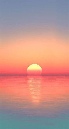 Wallpaper Aesthetic | Sunset Wallpaper, Scenery Wallpaper