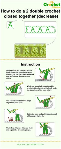 how to do a 2 dc closed together - infographic
