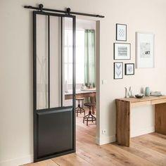 Une porte verrière coulissante aluminium à monter soi-même