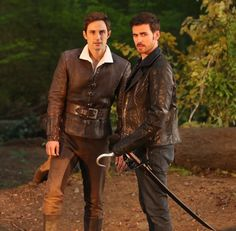 Henry and Killian