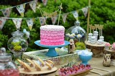 Hostess with the Mostess® - Enchanted Fairy Party