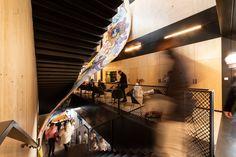Architecture Days 2018 in Vizovice Expo 2015, Pavilion, Construction, Italy, Architecture, Building, Messages, Arquitetura, Italia