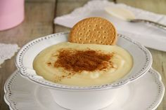 Spanish Desserts, Thermomix Desserts, Flan, Biscuits, Pudding, Sweets, Cookies, Cake, Gastronomia