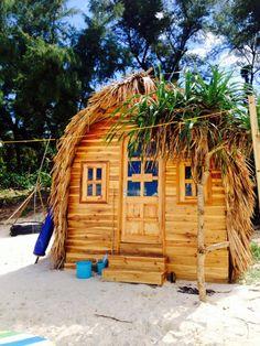 Coto Eco Lodge - khách sạn tại đảo Cô Tô - Quảng Ninh