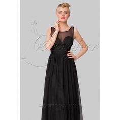 This dress is suitable as bridesmaid dress, evening wear, ball gown or school prom. With a built in boned and padded bra, this dress is extremely well made. This dress has a hidden zipper closure at the back and it's fully lined Black Bridesmaid Dresses, Types Of Dresses, Dress For You, Ball Gowns, Fashion Dresses, Chiffon, Prom, Formal Dresses, How To Wear