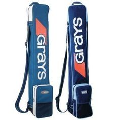 Grays Performa Training Bag (Color=Navy/Lt.-Blue) by Grays. $31.99. The Grays Performa training bag is a great field hockey stick bag. The bag is big enough to hold all your necessities, but no so big it becomes a problem to carry around. Great bag at a great price. Note: Red bag is not shown.