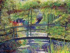 David Joyce, Impressionist Paintings, Artist Names, Wonderful Images, Monet, Art Boards, Painting & Drawing, Sculpture Art