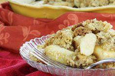 Apple Crisp Topping | Northwest Kidney Centers
