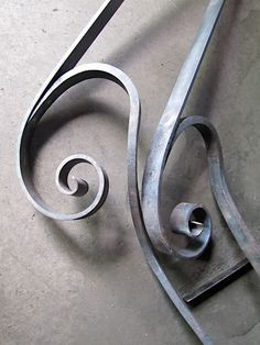 #architectural #ironwork #design #scroll #forged #joinery #blacksmith #markpuigmarti - mark puigmarti