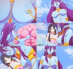 Fantasy Armor, Anime Fantasy, Thicc Anime, Kawaii Anime, Cartoon Art Styles, Cool Pokemon, Ecchi Girl, Tsundere, Animes Wallpapers
