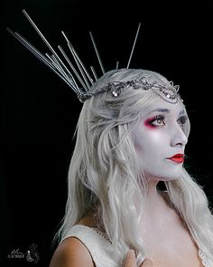 [The Halloween serie 2019 ] #7 – White Queen | | Bleu Electrique