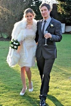 Winter Wedding Fur, Winter Bride, Vintage Fur, Vintage Bridal, Luxury Wedding, Dream Wedding, Bridal And Formal, Bridesmaid Dresses, Wedding Dresses