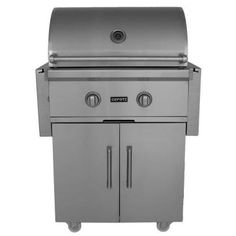 Coyote C-Series 28-Inch Propane Gas Grill On Cart
