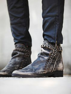 Bed Stu + Free People Byron Boot at Free People Clothing Boutique
