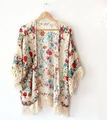 Floral Kimono - Google Search