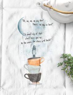 Teacups to the stars Organic Fairtrade t-shirt   Women's Tops   white shirt  #tshirts #organictshirts #fairtrade #organiccotton #etsy #etsygreekstreetteam #ethicalfashion #EtsyGifts #inspiring #teacups #stars #galaxy #illustration #design #poem #fairytales