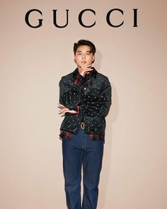 DEAN at GUCCI pop up in SEOUL . . http://ift.tt/1pYd2Pf…