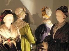 Art du costume d'Arles