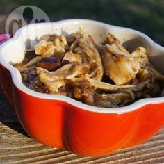Slow Cooker Barbecue Chicken @ allrecipes.co.uk