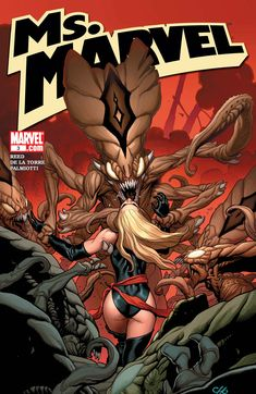 Ms. Marvel #3 (July, 2006)