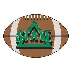 "Delaware State Hornets Ncaa Football Floor Mat (22""x35"")"