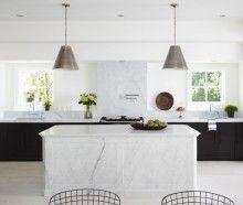 Design de cuisine moderne et traditionnelle