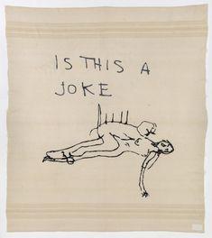 """"""" Tracey Emin, 2009 """""""