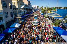 Bermuda Aerial Media captured a bird's eye view of Front Street at the height of 2014 Bermuda Day revelry http://bernews.com/tag/may-24th-holiday/