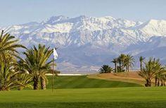 Golf...Marrakech...MOROCCO