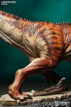 Dinosauria Carnotaurus Statue by Sideshow Collectibles | Sideshow Collectibles